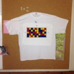 Completed T-Shirt from Santa Cruz, CA 12/30/12