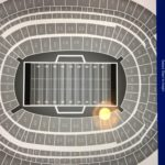 Test Pattern: Sec. C243 Row 10 Seat 1