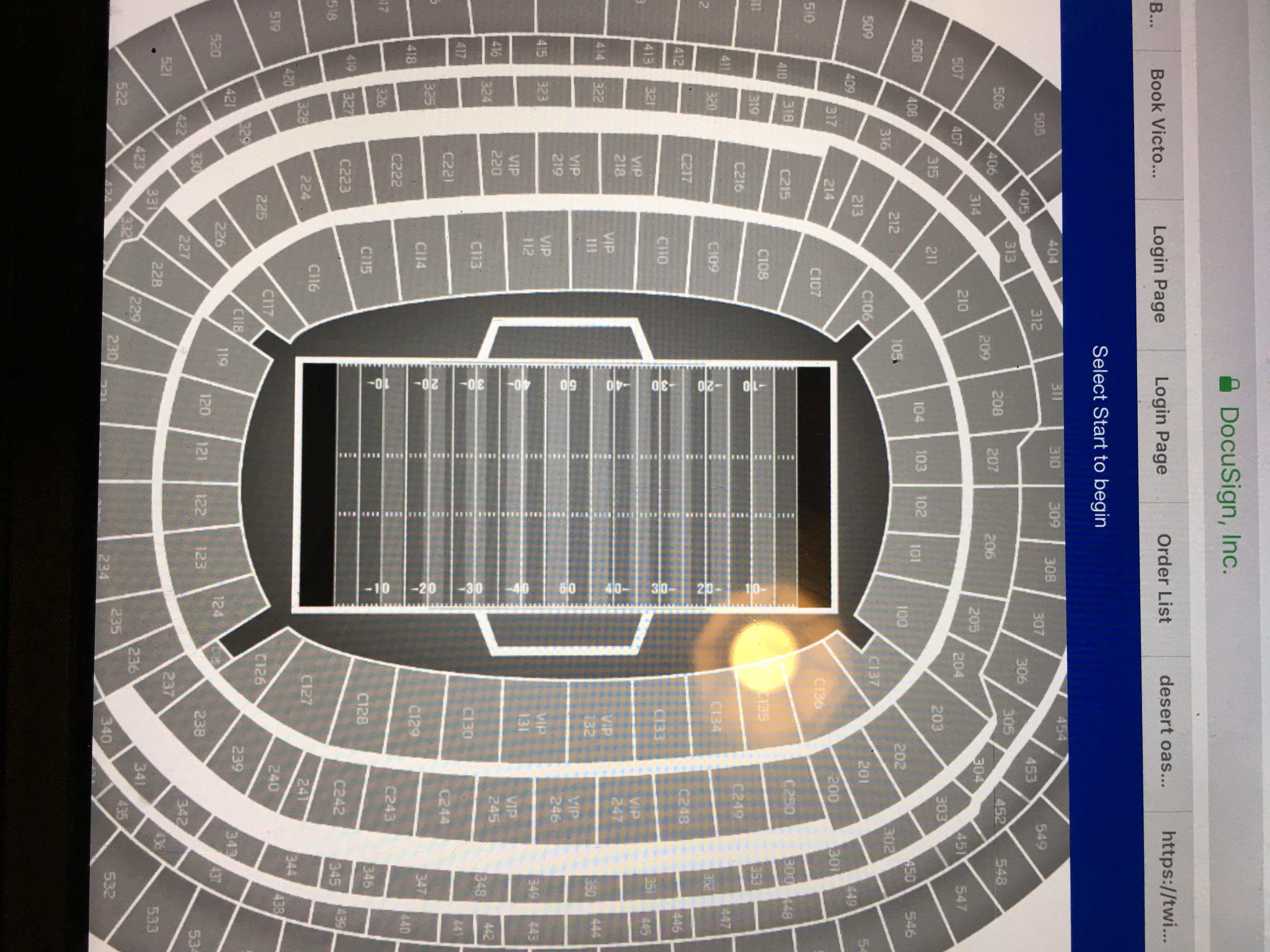 New LA Stadium